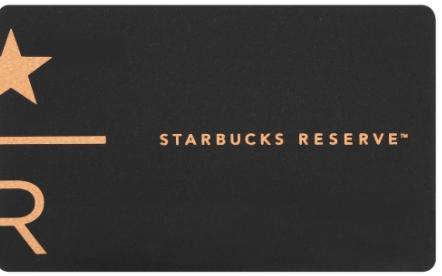 スターバックス カード スターバックス リザーブ