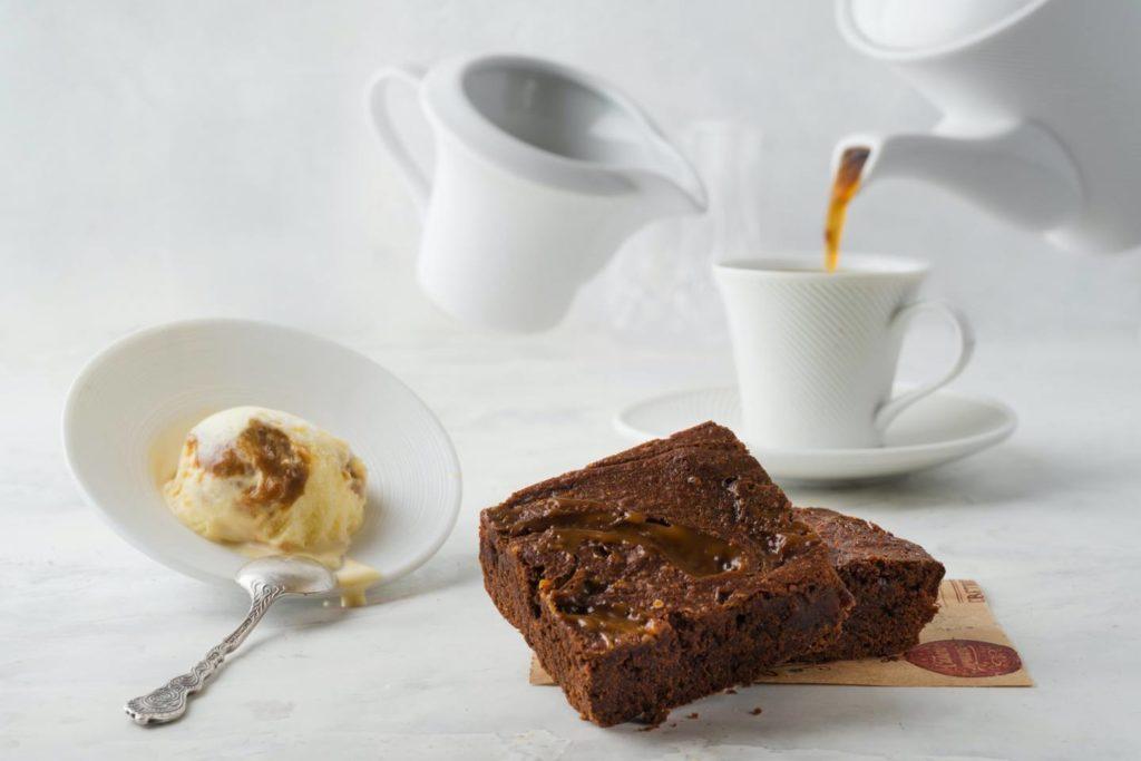 コーヒーとチョコレートの組み合わせは相性抜群