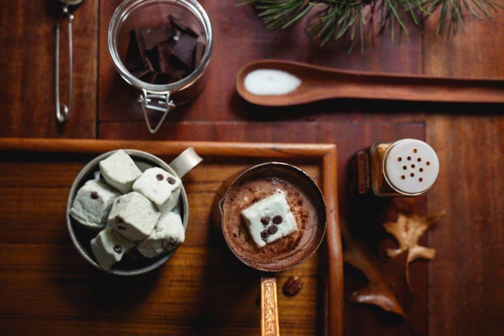 コーヒーとチョコレートの味のバランスを楽しもう!