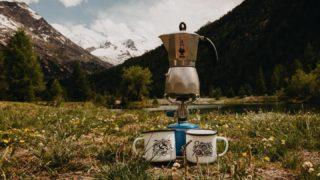 【パーコレーター】キャンプでのおすすめコーヒーセット
