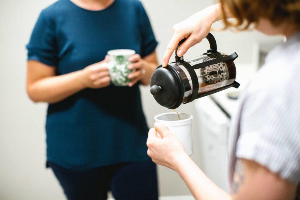 適度な量のコーヒーを毎日飲むことは健康にも良い!