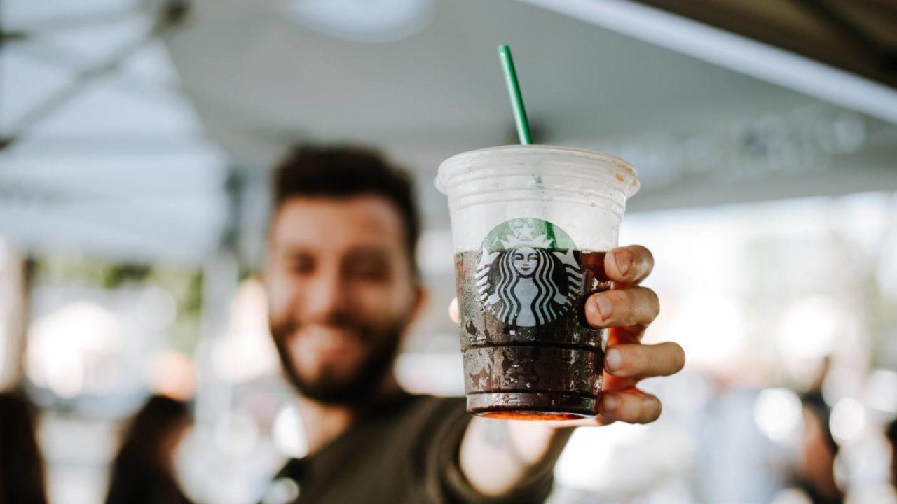 スタバのアイスコーヒーの頼み方