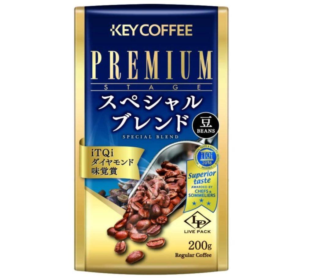 キーコーヒー PREMIUM STAGE スペシャルブレンド