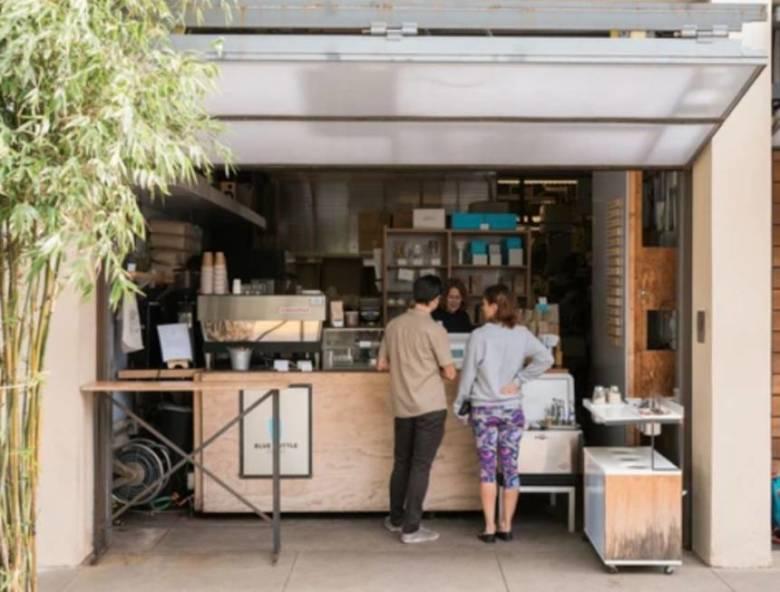 ブルーボトルコーヒーの店舗一覧