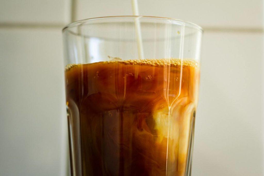 豆乳とコーヒーを合わせるとソイラテになる