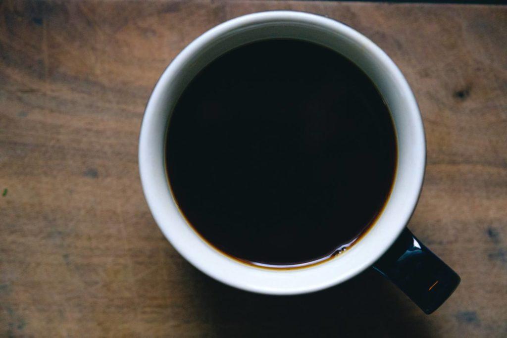ブラックコーヒーとは?