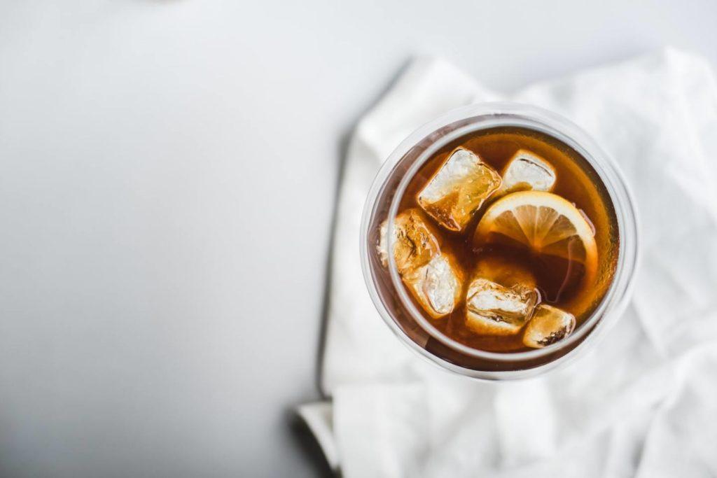 レモンとコーヒーの組み合わせは相性抜群!