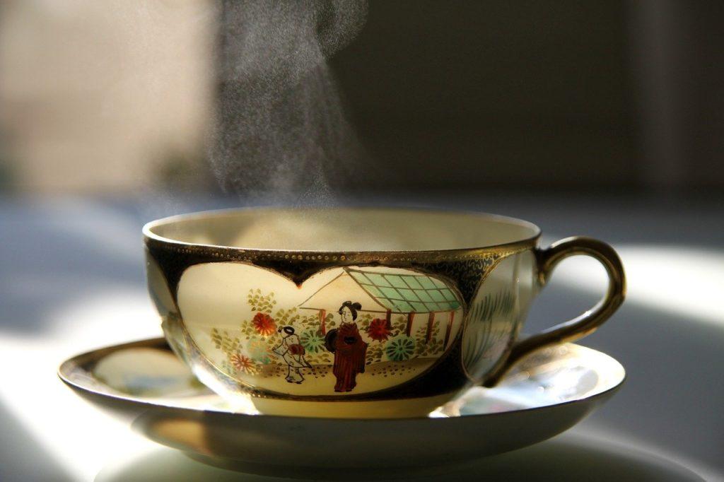 緑茶コーヒーの正しい飲み方
