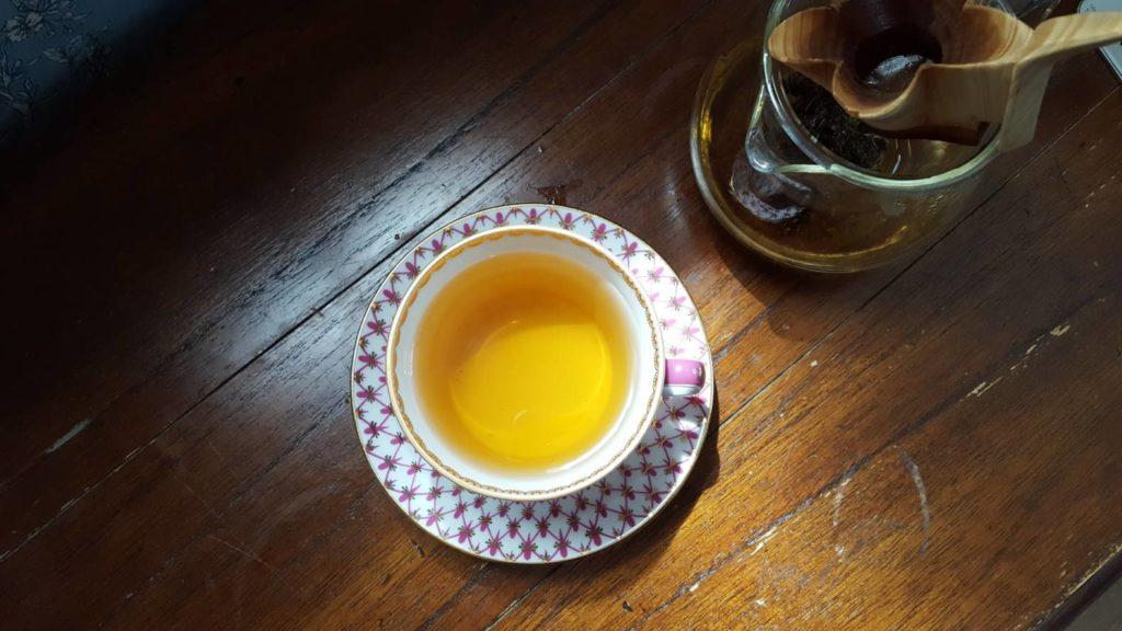緑茶コーヒーとは?