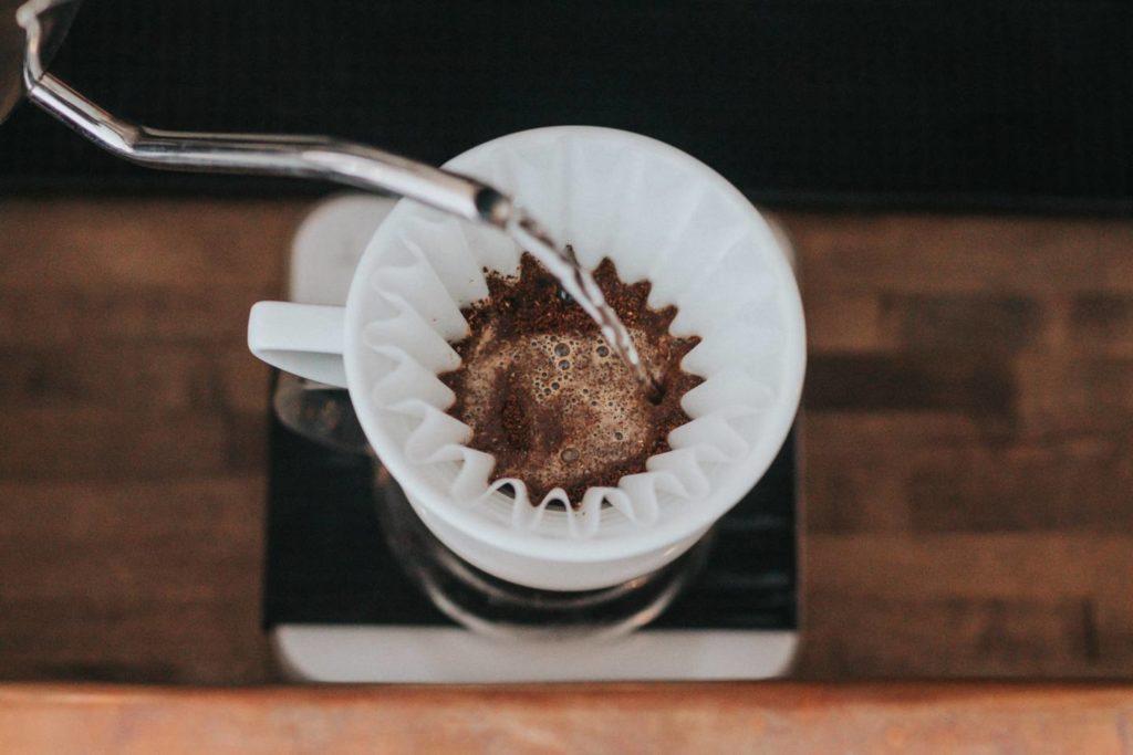 美味しいドリップコーヒーの入れ方