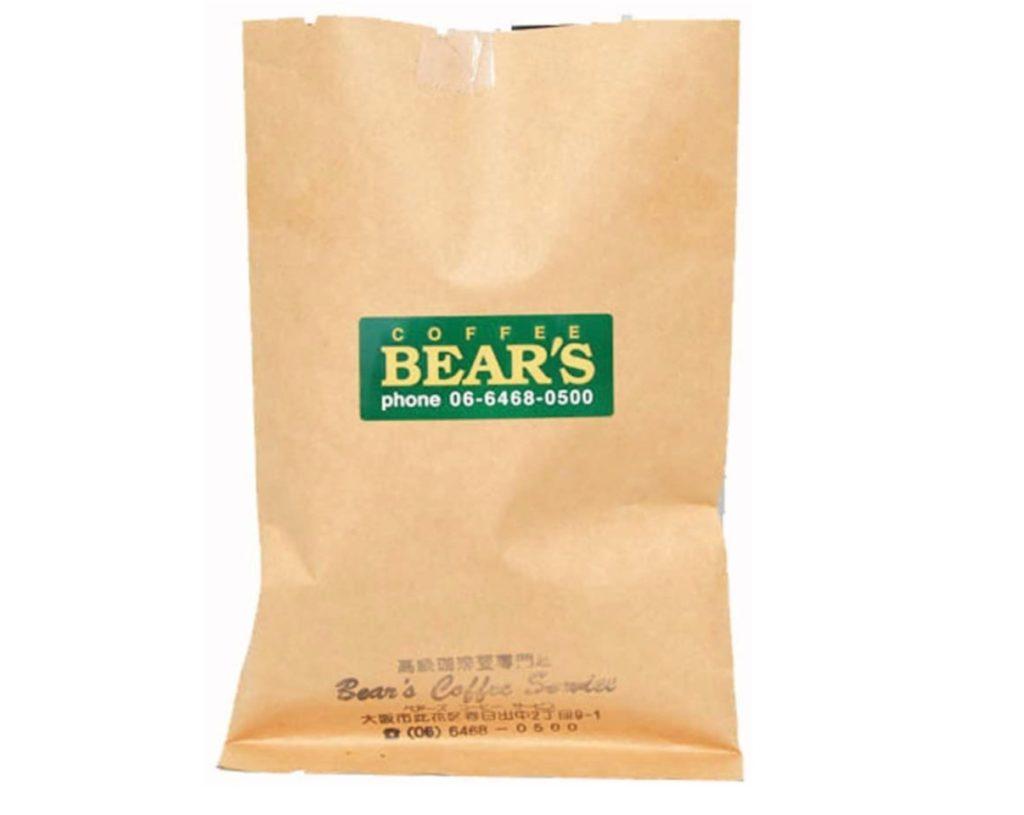 bears coffee コーヒー豆ブルーマウンテンNO.1