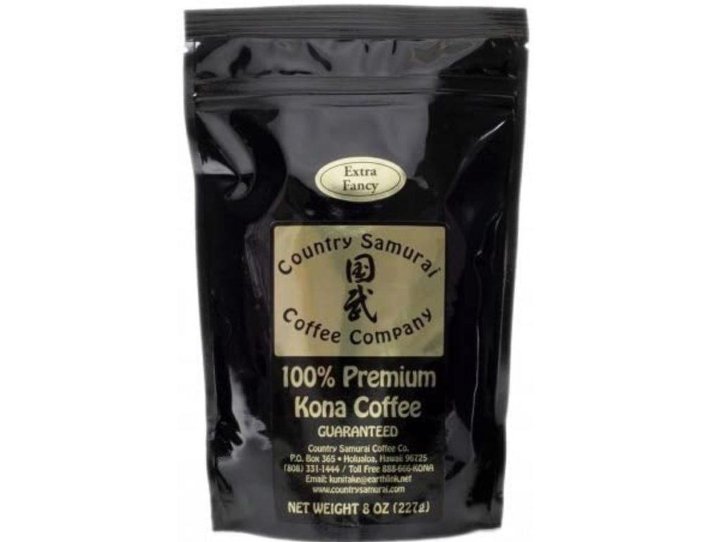 カントリー・サムライ・コーヒー・カンパニー プレミアム・コナコーヒー