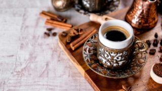 トルココーヒーの味