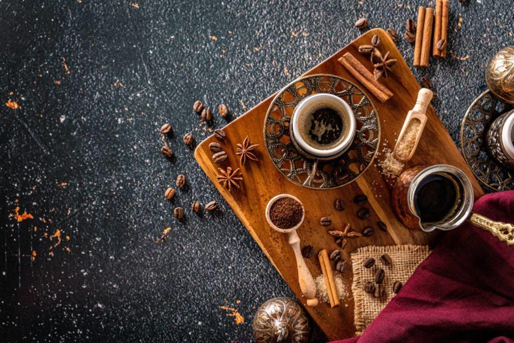 トルココーヒーの作り方・レシピ