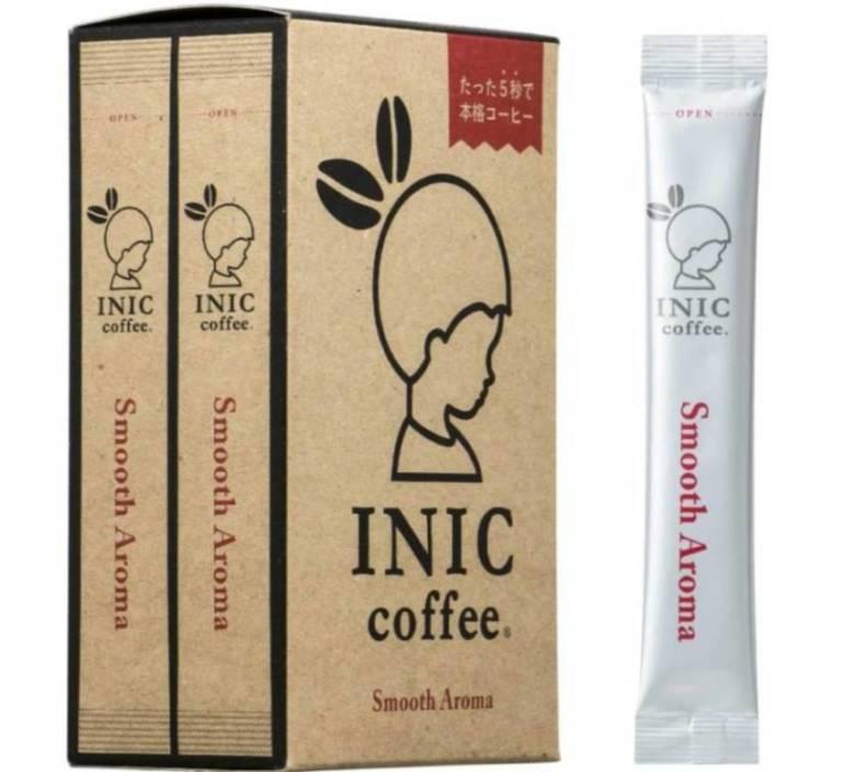 INIC コーヒーパウダー レギュラーブレンド