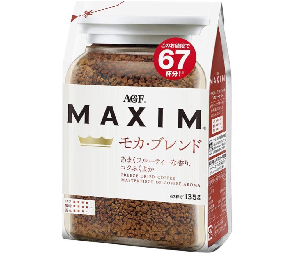 AGF マキシム モカブレンド