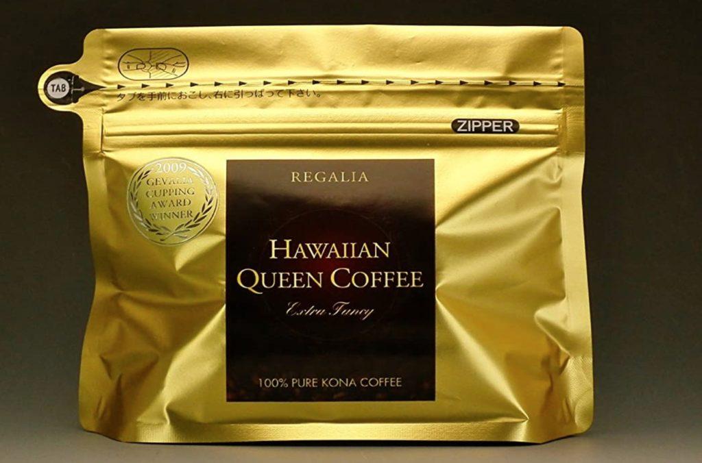 ハワイコナコーヒー レガリア