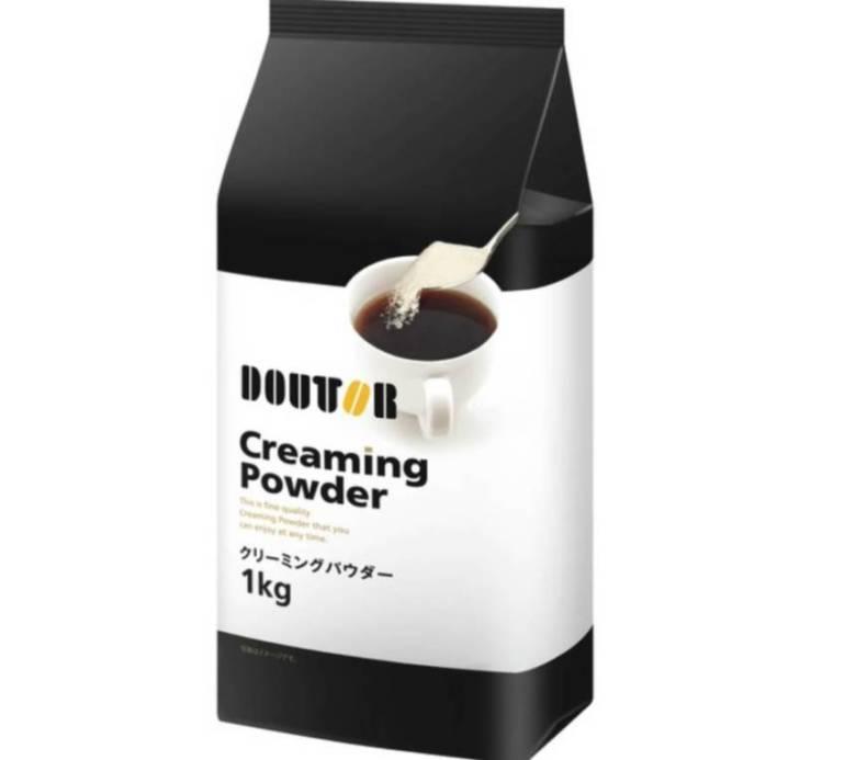 ドトールコーヒー ドトール クリーミングパウダー1kg