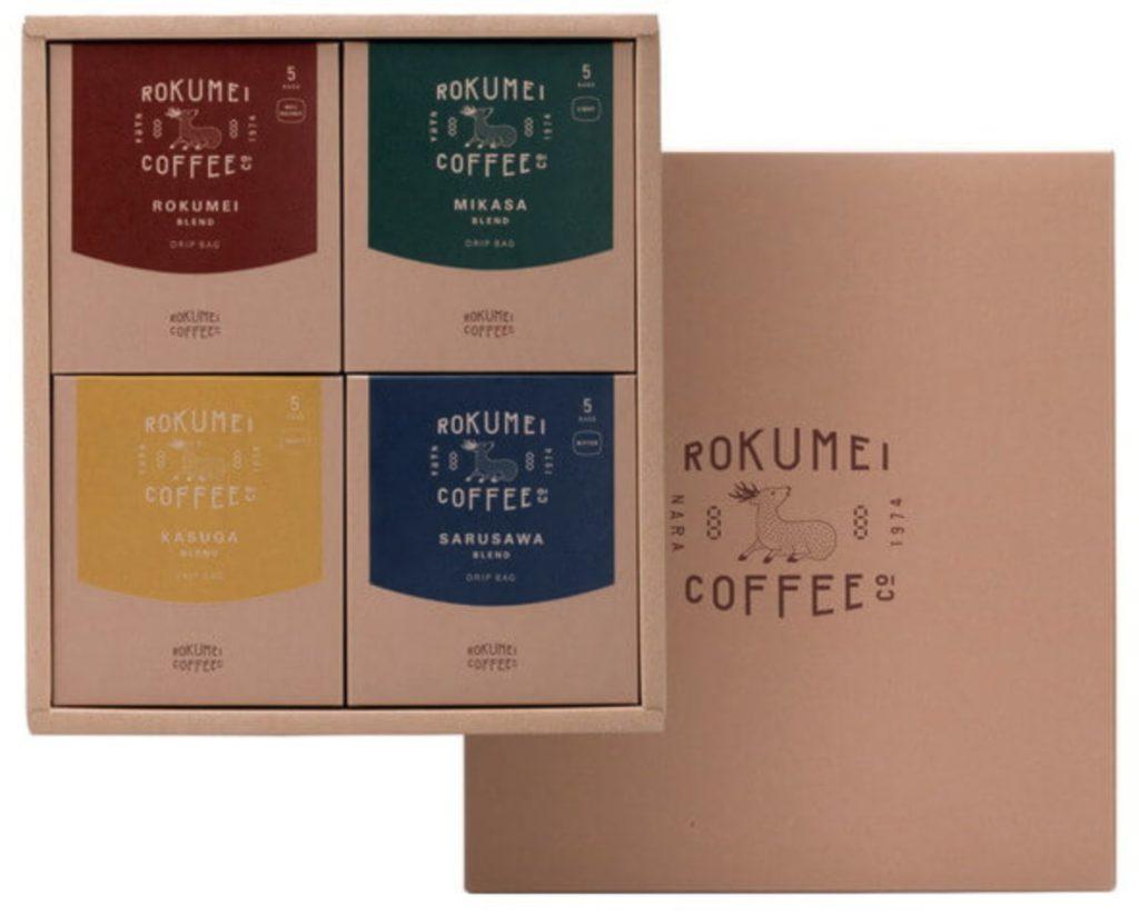 ロクメイコーヒー コーヒーギフト COTONARA
