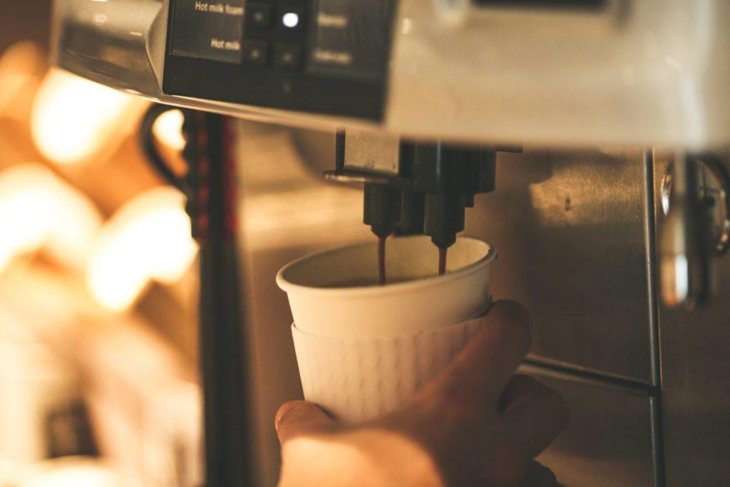 クラフトコーヒーのカフェイン量