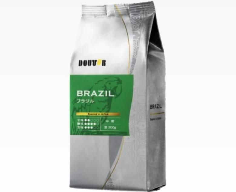 ブラジル 中煎り 200g