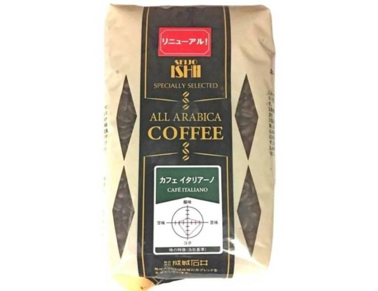 成城石井 カフェイタリアーノ 500g