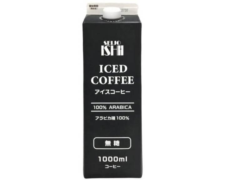 成城石井 アイスコーヒー無糖