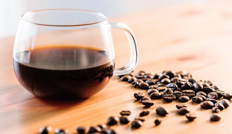 超本格的なコーヒーが楽しめる