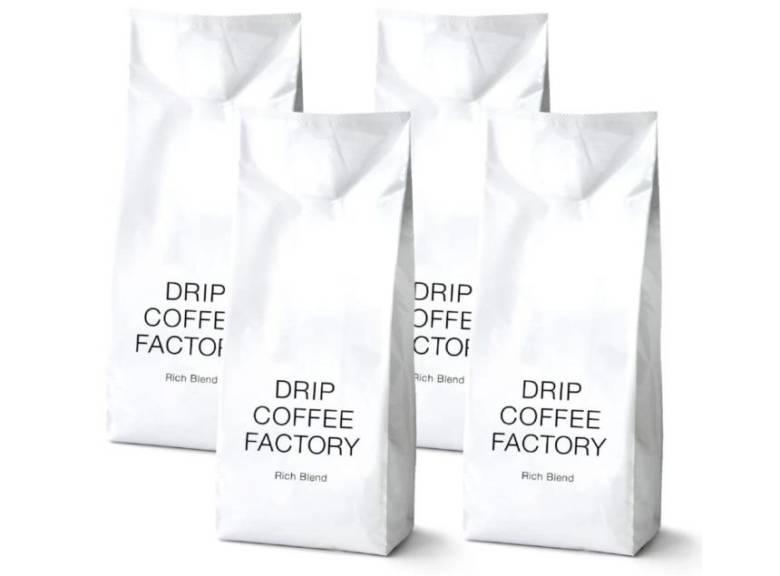 ドリップコーヒーファクトリー リッチブレンド コーヒー豆