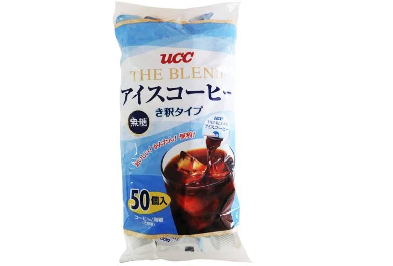 UCCアイスコーヒーポーションタイプ