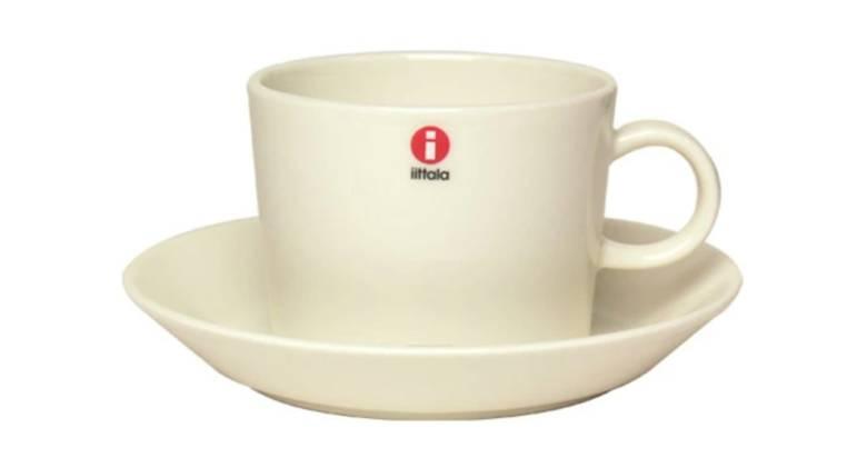 イッタラティーマ コーヒーカップ&ソーサー