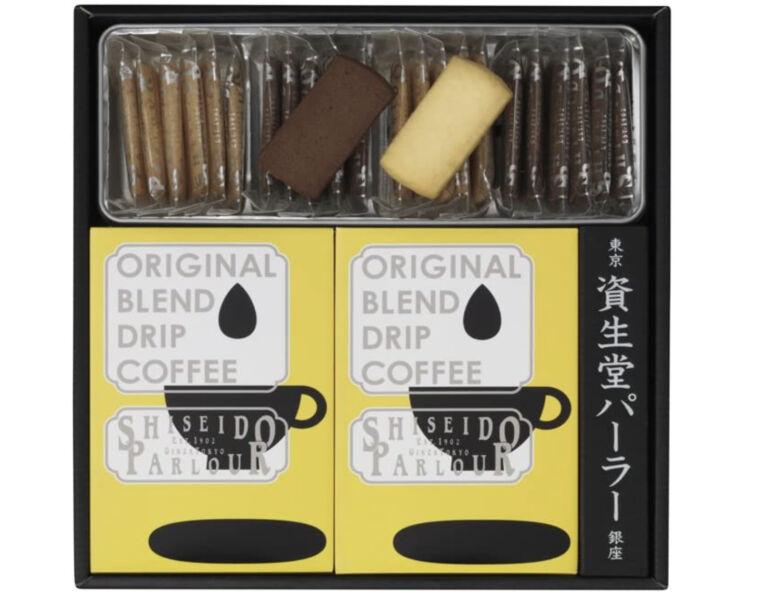 資生堂パーラー 菓子コーヒー詰め合わせ DCS32