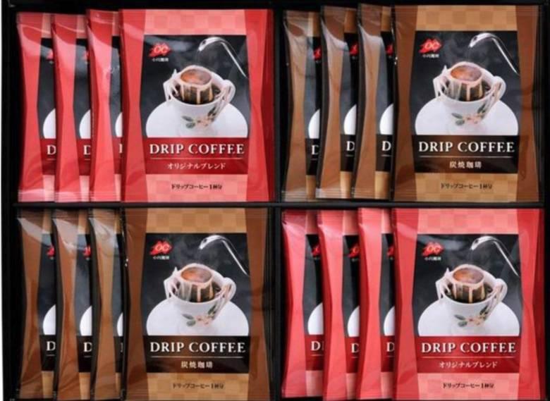 小川珈琲 有機レギュラーコーヒーギフト