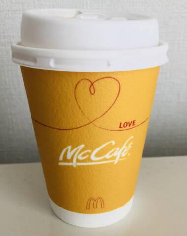 マックの新カフェラテを飲んでみた感想