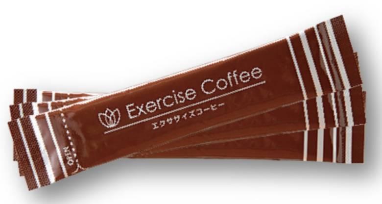 エクササイズコーヒーの飲み方