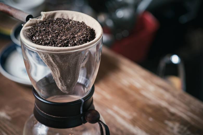 コーヒーのおしゃれ道具はインテリアにも最適