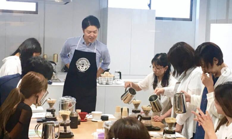HIRO珈琲教室コーヒーセミナー