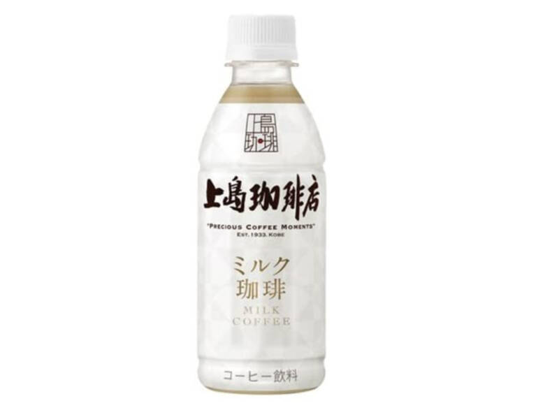 UCC 上島珈琲店 ミルク珈琲