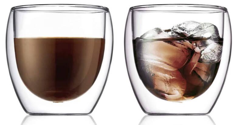 BODUM ボダム PAVINA パヴィーナ ダブルウォール グラス