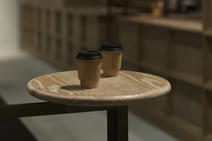 5.COBI COFFEE box