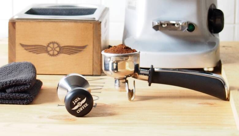 エスプレッソグラインダーを使った美味しいコーヒーの淹れ方