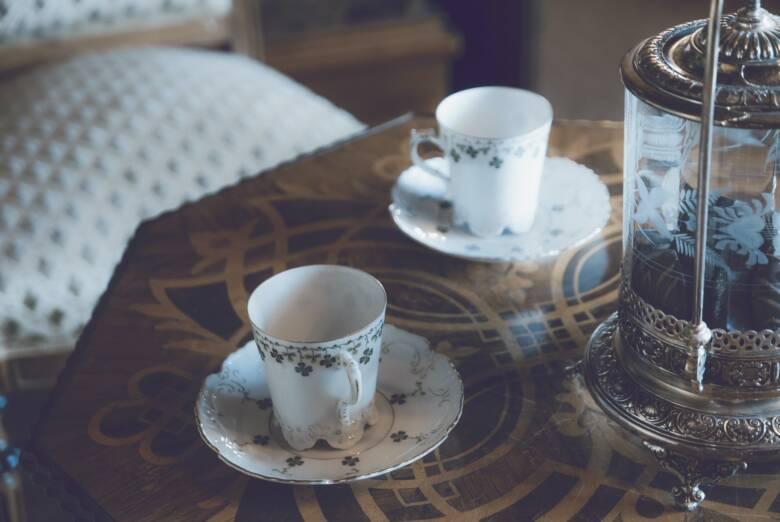コーヒーソーサーの役割・意味