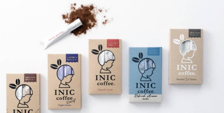 イニックコーヒーのおすすめ商品3選