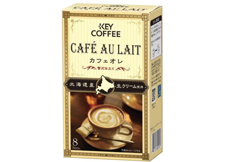 キーコーヒー カフェオレ 贅沢仕立て