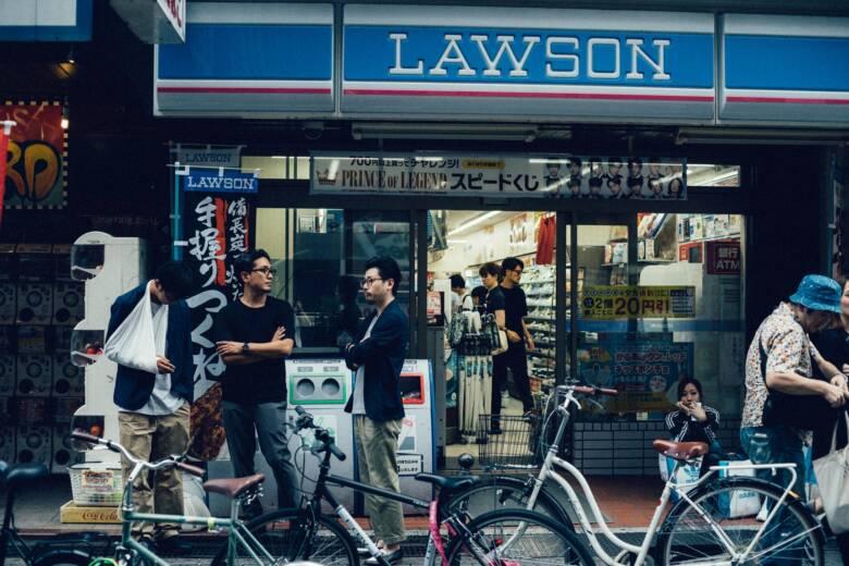 ローソンのカフェラテの買い方