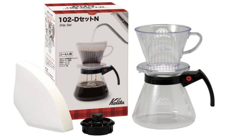 Kalita 102-DセットN
