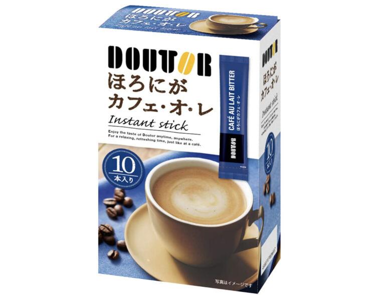 ドトールコーヒー ほろにがカフェ・オ・レ
