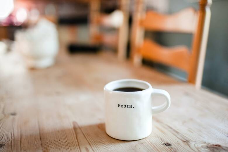 コーヒーをマグカップで飲む魅力