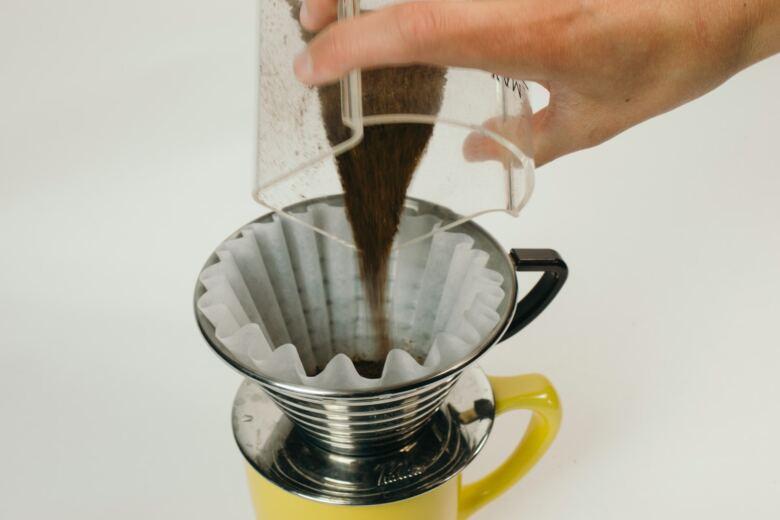 今人気のドリップコーヒーの抽出方法