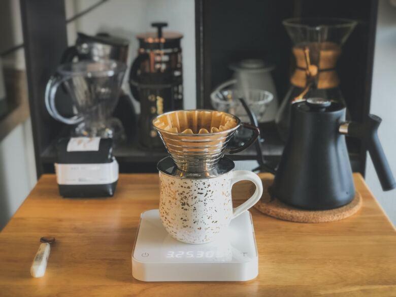 【ペーパードリップ編】ドリップコーヒーの美味しい淹れ方